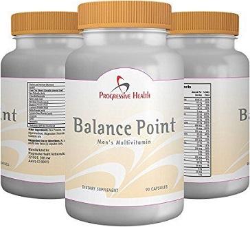 Progressive Health Balance Point For Women Review