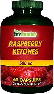 TNVitamins Raspberry Ketones supplement