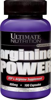 Ultimate Nutrition Arginine Power Review