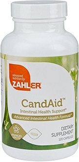 Zahler Candaid candida supplement Review