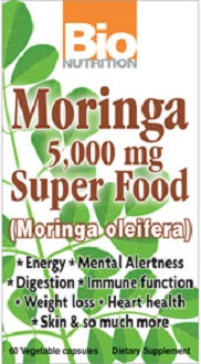 Bio Nutrition Moringa for Health & Well-Being