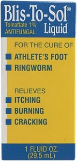 Blis-To-Sol Anti-Fungal Liquid for Ringworm