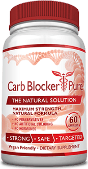 Carb Blocker Pure for Weight Loss