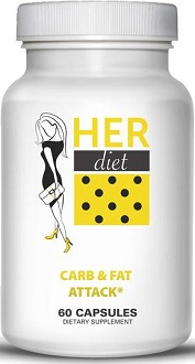 HERdiet Carb & Fat Attack for Weight Loss