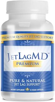 Jet Lag MD Premium for Jet Lag