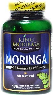 King Moringa Moringa for Health & Well-Being