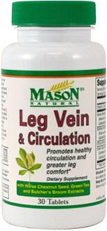 Mason Natural Leg Vein & Circulation for Varicose Veins