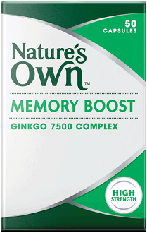Nature's Own Memory Boost for Brain Booster