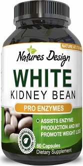 Nature's Design White Kidney Bean for Weight Loss
