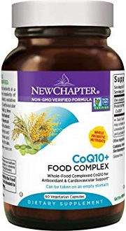 New Chapter CoQ10+ for Health & Well-Being