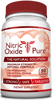 Nitric Oxide Pure for Muscle Building & Cardiovascular Health