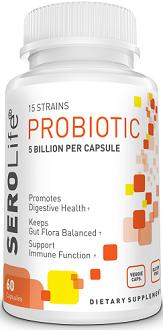 SeroLife Probiotic for IBS Relief