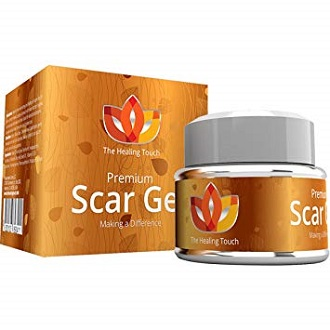 The Healing Touch Premium Scar Gel for Scar Removal