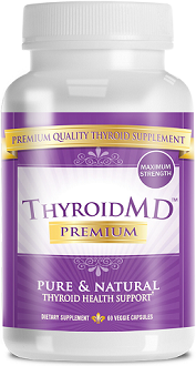 Thyroid MD Premium for Thyroid Relief