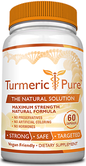 Turmeric Pure for Health and Well-Being