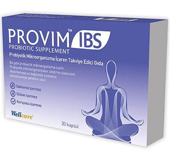 Wellcare Provim IBS for IBS Relief