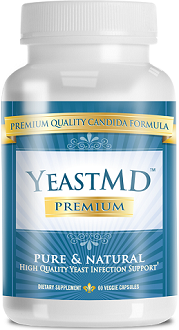 Yeast MD for Yeast Infection Relief