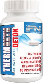 iForce Nutrition Thermoxyn Detox for Colon Cleanse