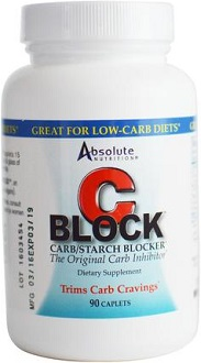 Absolute Nutrition C Block for Weight Loss
