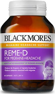 Blackmores REME-D for Migraine Relief
