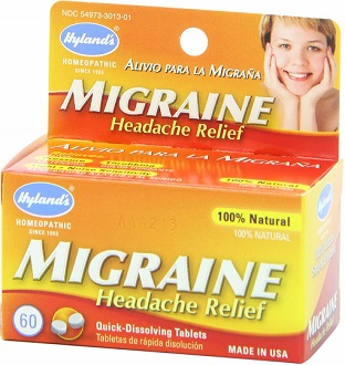 Hyland's Migraine Headache Relief for Migraine Relief
