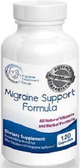 Migraine Treatment Group Migraine Support Formula for Migraine Relief