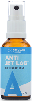 NZ Natural Formulas Anti Jet-Lag for Jet Lag