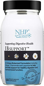 Natural Health Practice IB Support for IBS Relief