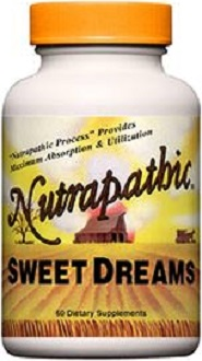 Nutrapathic Natural Sleep Aid for Insomnia