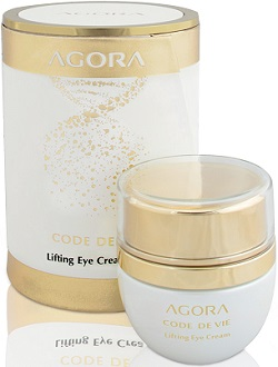 Agora Lifting Eye Cream for Wrinkles