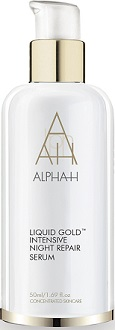 Alpha-H Liquid Gold Intensive Night Repair Serum for Anti-Aging