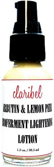 Claribel Skin Care Skin Lightening Lotion for Skin Brightener