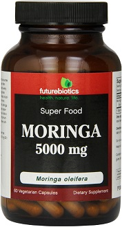 Futurebiotics Moringa for Health & Well-Being