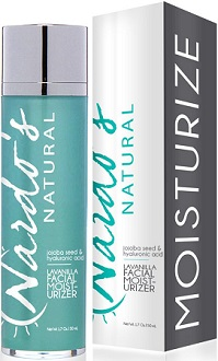 Nardos Natural Lavanilla Facial Moisturizer for Skin Moisturizer
