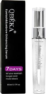 QBeka Eyelash & Eyebrow Enhancing Serum for Eye Lash & Eye Brow