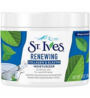 St. Ives Renewing Collagen Elastin Moisturizer for Skin Moisturizer