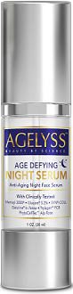 Agelyss Age Defying Night Serum for Anti-Aging