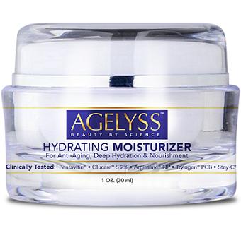 Agelyss Hydrating Moisturizer for Skin Moisturizer